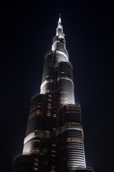 Бурдж Халифа – самый высокий небоскреб в мире. Бурдж Халифа – самый высокий 5