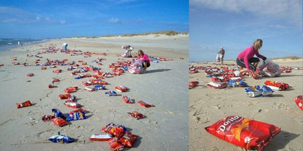 Чего только не находят люди на пляже!. Чего только не находят люди на 4