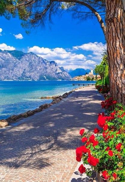 Десять самых красивых озер Италии. Десять самых красивых озер 1