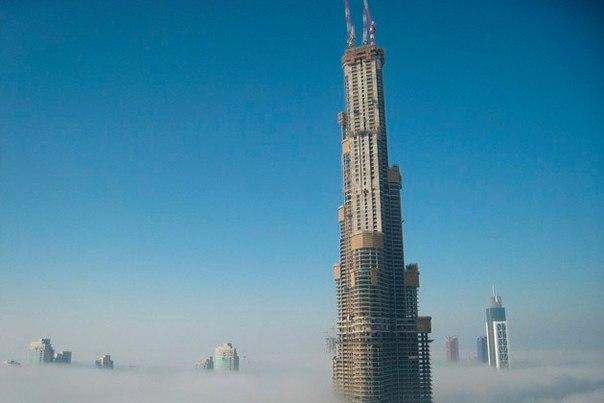 Бурдж Халифа – самый высокий небоскреб в мире. Бурдж Халифа – самый высокий 7