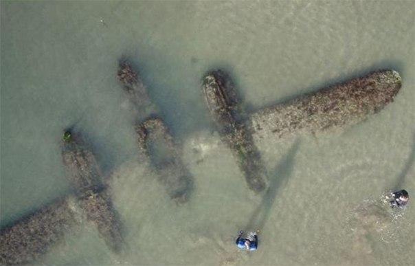 Чего только не находят люди на пляже!. Чего только не находят люди на 6
