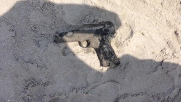 Чего только не находят люди на пляже!. Чего только не находят люди на 8