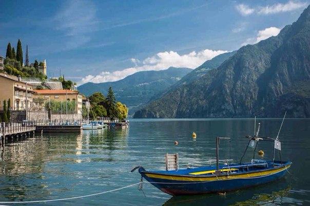 Десять самых красивых озер Италии. Десять самых красивых озер 5