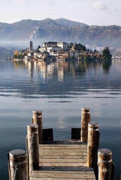 Десять самых красивых озер Италии. Десять самых красивых озер 7