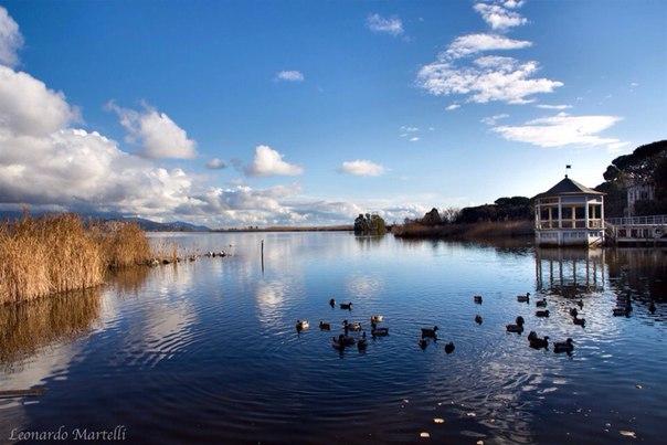 Десять самых красивых озер Италии. Десять самых красивых озер 8