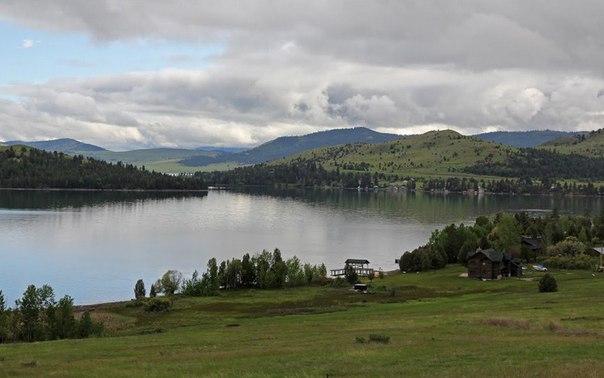 Озеро Флатхед – жемчужина скалистых гор в США. Озеро Флатхед – жемчужина 6
