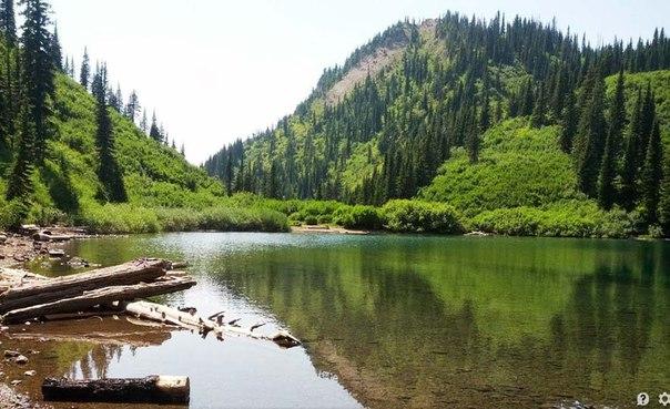 Озеро Флатхед – жемчужина скалистых гор в США. Озеро Флатхед – жемчужина 7
