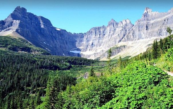 Озеро Флатхед – жемчужина скалистых гор в США. Озеро Флатхед – жемчужина 8