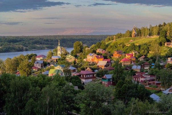 10 городов России, куда стоит поехать в начале осени