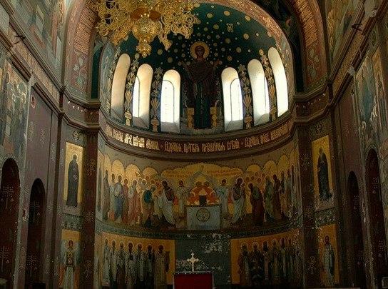 Новоафонский монастырь. Новоафонский монастырь 1