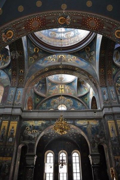 Новоафонский монастырь. Новоафонский монастырь 2