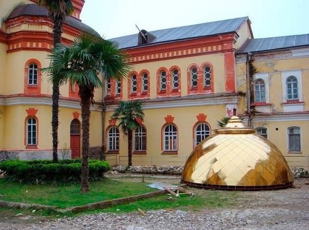Новоафонский монастырь. Новоафонский монастырь 8