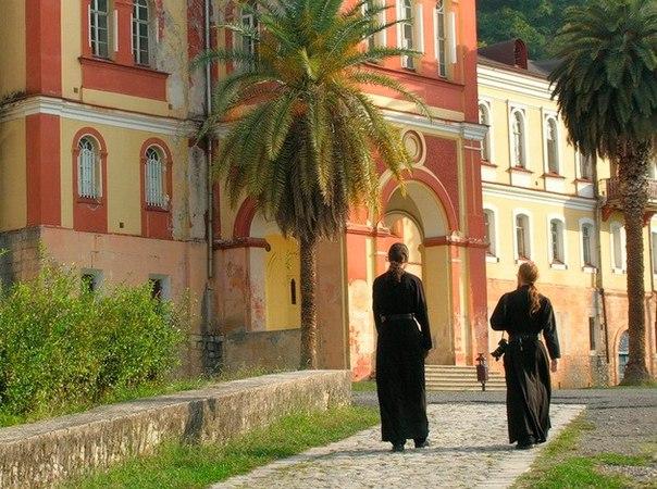 Новоафонский монастырь. Новоафонский монастырь 9
