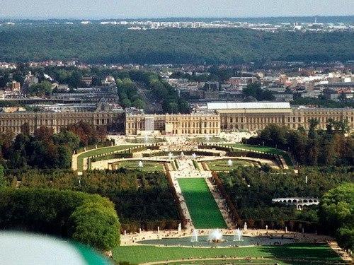 Великолепный Версаль. Великолепный Версаль 1