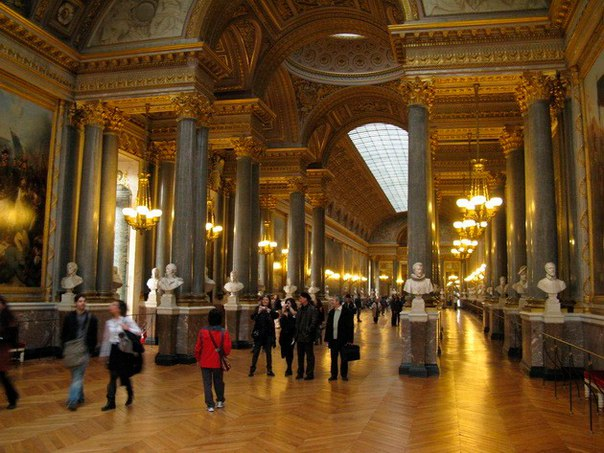 Великолепный Версаль. Великолепный Версаль 9