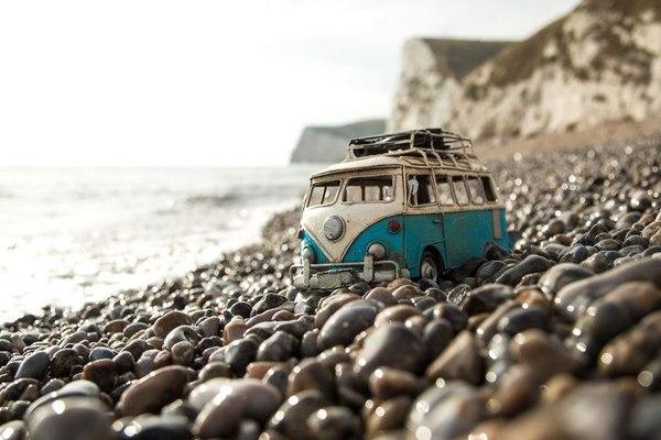 Путешествия миниатюрных рeтpoавтомобилeй. Путешествия миниатюрных 4