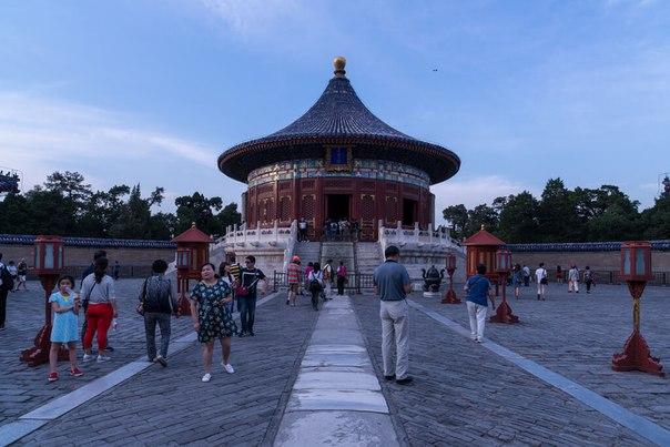 Храм Неба в Пекине. Храм Неба в Пекине 1