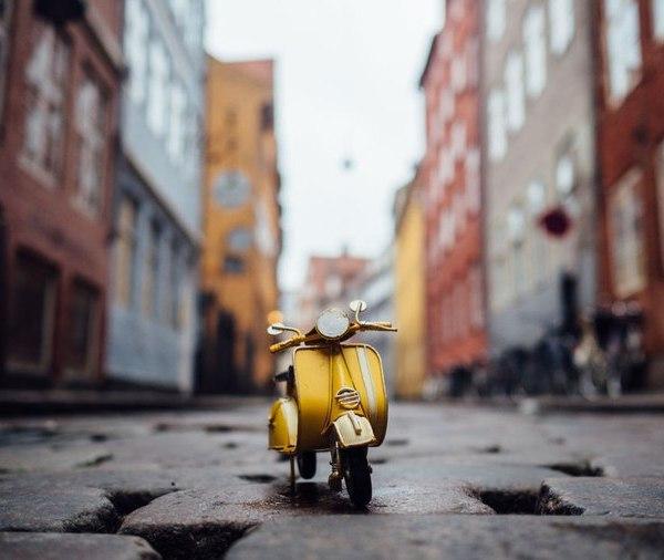 Путешествия миниатюрных рeтpoавтомобилeй. Путешествия миниатюрных 5