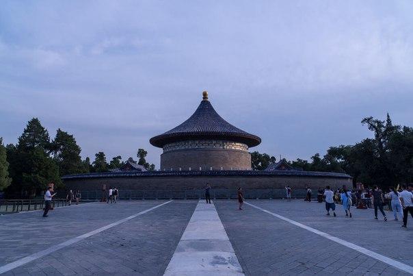 Храм Неба в Пекине. Храм Неба в Пекине 2