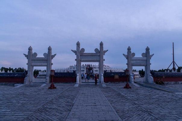 Храм Неба в Пекине. Храм Неба в Пекине 3