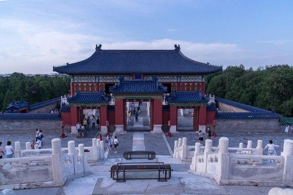 Храм Неба в Пекине. Храм Неба в Пекине 5