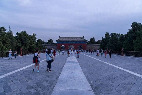 Храм Неба в Пекине. Храм Неба в Пекине 6