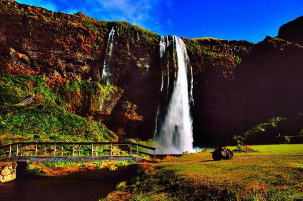 Удивительная страна Исландия. Удивительная страна Исландия 1