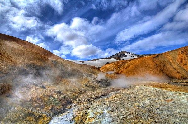 Удивительная страна Исландия. Удивительная страна Исландия 5
