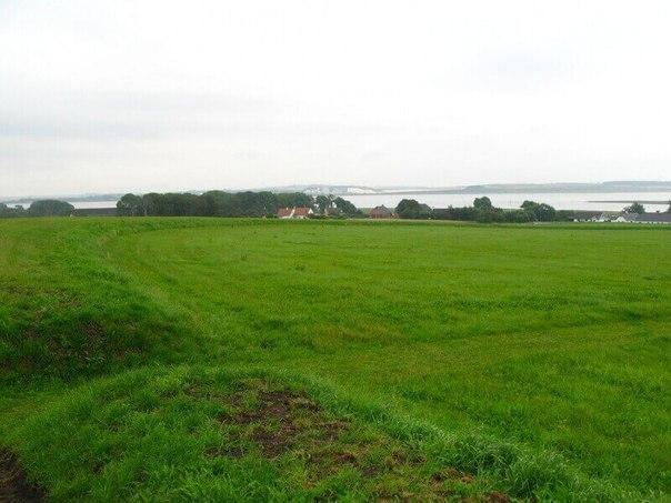 Кольцевая крепость Аггерсборг в Дании. Кольцевая крепость Аггерсборг 5