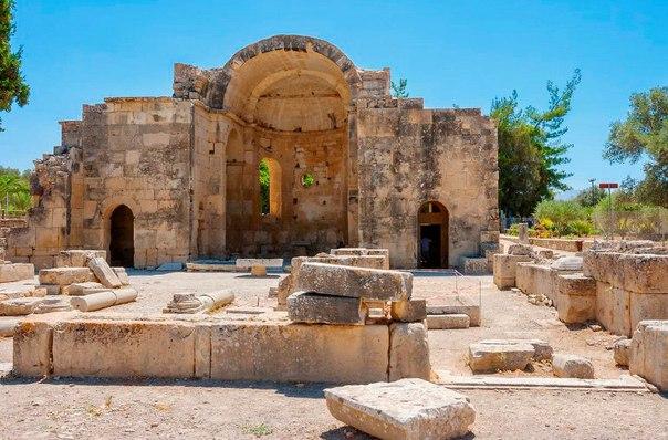 Достопримечательности Крита. Топ-17 красивейших мест. Достопримечательности Крита 1