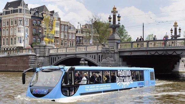 Путешествие на «Плавучем голландце»