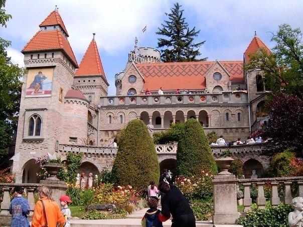 Замок Бори - замок вечной любви. Замок Бори - замок вечной 5