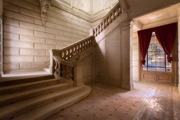Завораживающий дизайн старинных лестниц. Завораживающий дизайн 5
