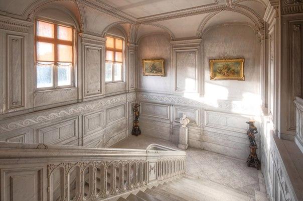 Завораживающий дизайн старинных лестниц. Завораживающий дизайн 6