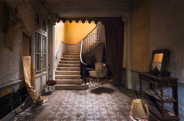 Завораживающий дизайн старинных лестниц. Завораживающий дизайн 8