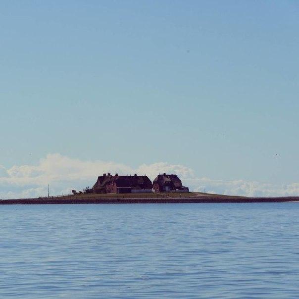Халлиги - временные острова у побережья Северного моря. Халлиги - временные острова у 7