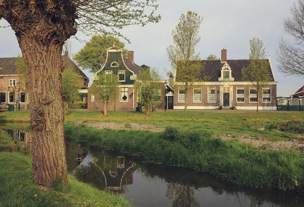 Деревня Заансе-Сханс, Нидерланды. Деревня Заансе-Сханс 1