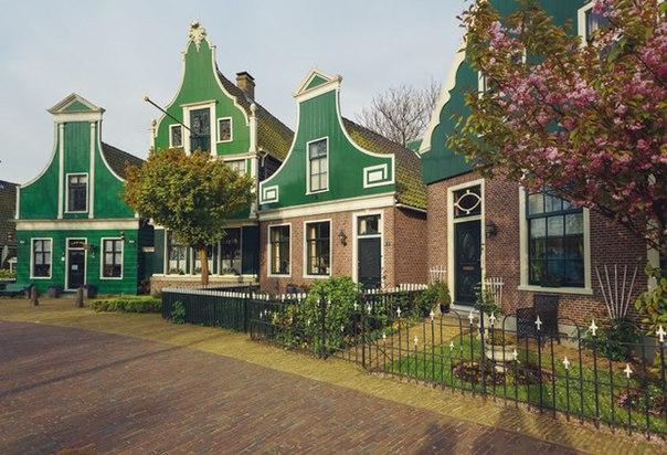 Деревня Заансе-Сханс, Нидерланды. Деревня Заансе-Сханс 2
