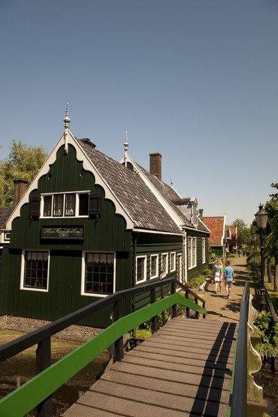 Деревня Заансе-Сханс, Нидерланды. Деревня Заансе-Сханс 3