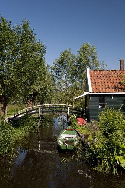 Деревня Заансе-Сханс, Нидерланды. Деревня Заансе-Сханс 5