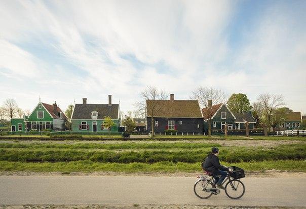 Деревня Заансе-Сханс, Нидерланды. Деревня Заансе-Сханс 6