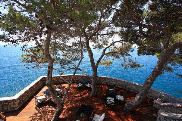 Остров-отель Святой Стефан, Черногория. Остров-отель Святой Стефан 1