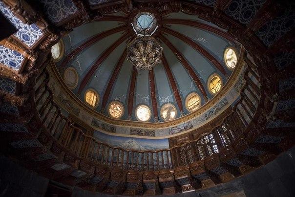 Удивительный заброшенный отель Ла Посада дель Соль. Удивительный заброшенный отель 1