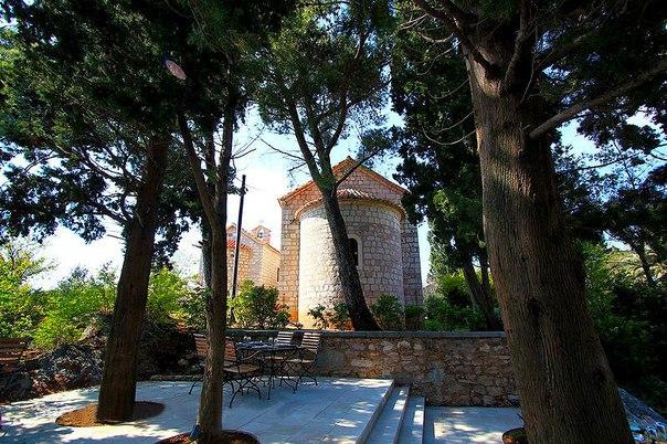 Остров-отель Святой Стефан, Черногория. Остров-отель Святой Стефан 8