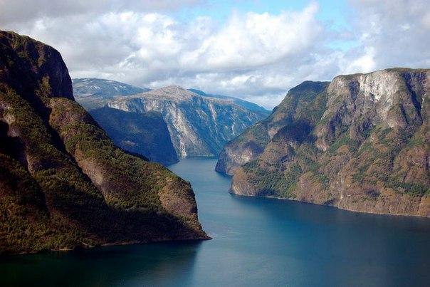 Фьорды Норвегии. Фьорды Норвегии 3