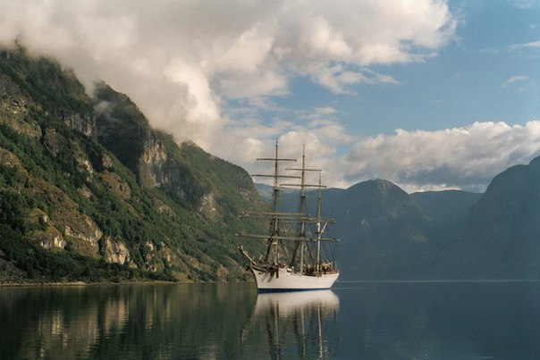 Фьорды Норвегии. Фьорды Норвегии 4