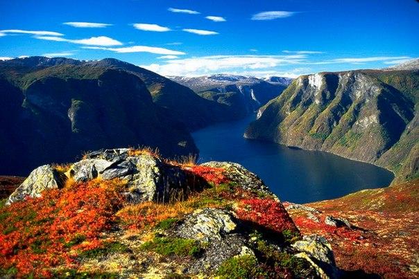 Фьорды Норвегии. Фьорды Норвегии 5