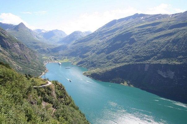 Фьорды Норвегии. Фьорды Норвегии 8