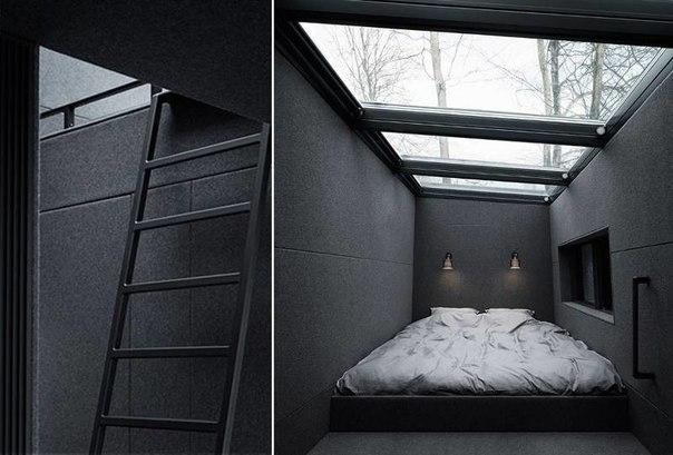 В Дании создали «станцию для перезарядки людей» и она сделана из стекла и стали. В Дании создали «станцию для 7