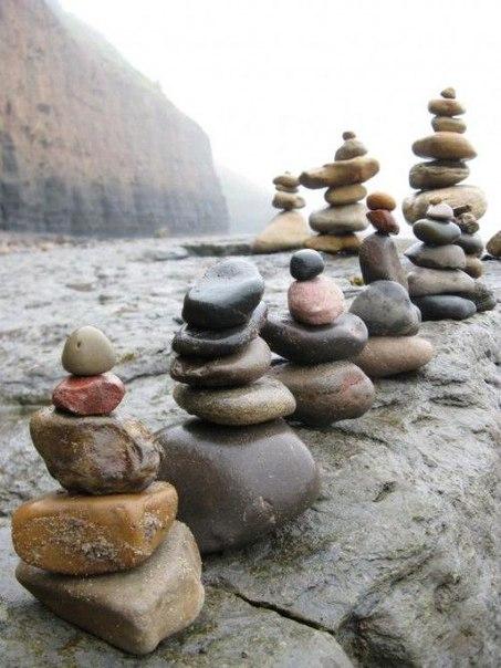 Пирамиды из камней. Пирамиды из камней 1